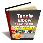 Tennis Elbow Secrets Revealed eBook