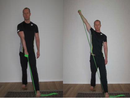 draw sword exercise