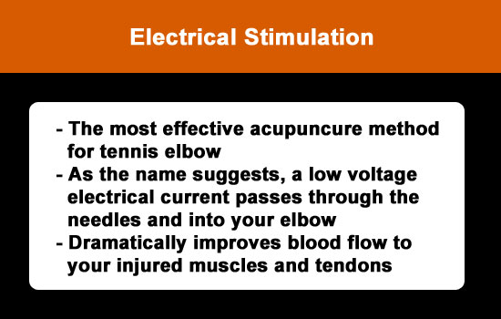 electrical acupuncture stimulation
