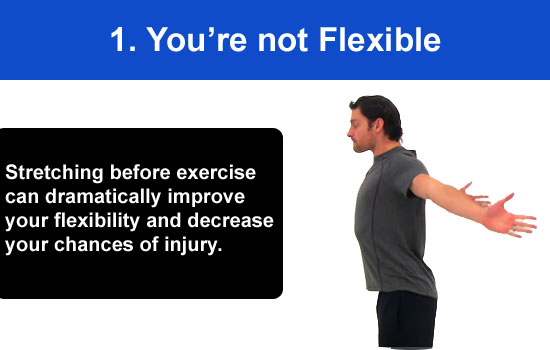 improve your flexibility