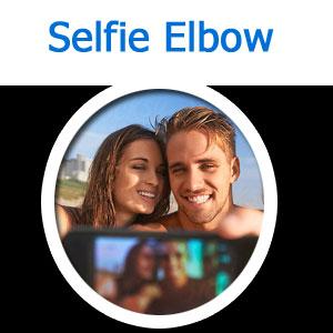 selfie elbow