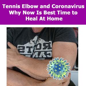 tennis elbow coronavirus