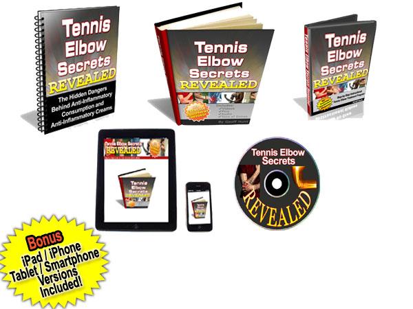 affiliate program tennis elbow secrets revealed