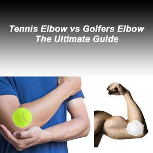 tennis vs golfers elbow